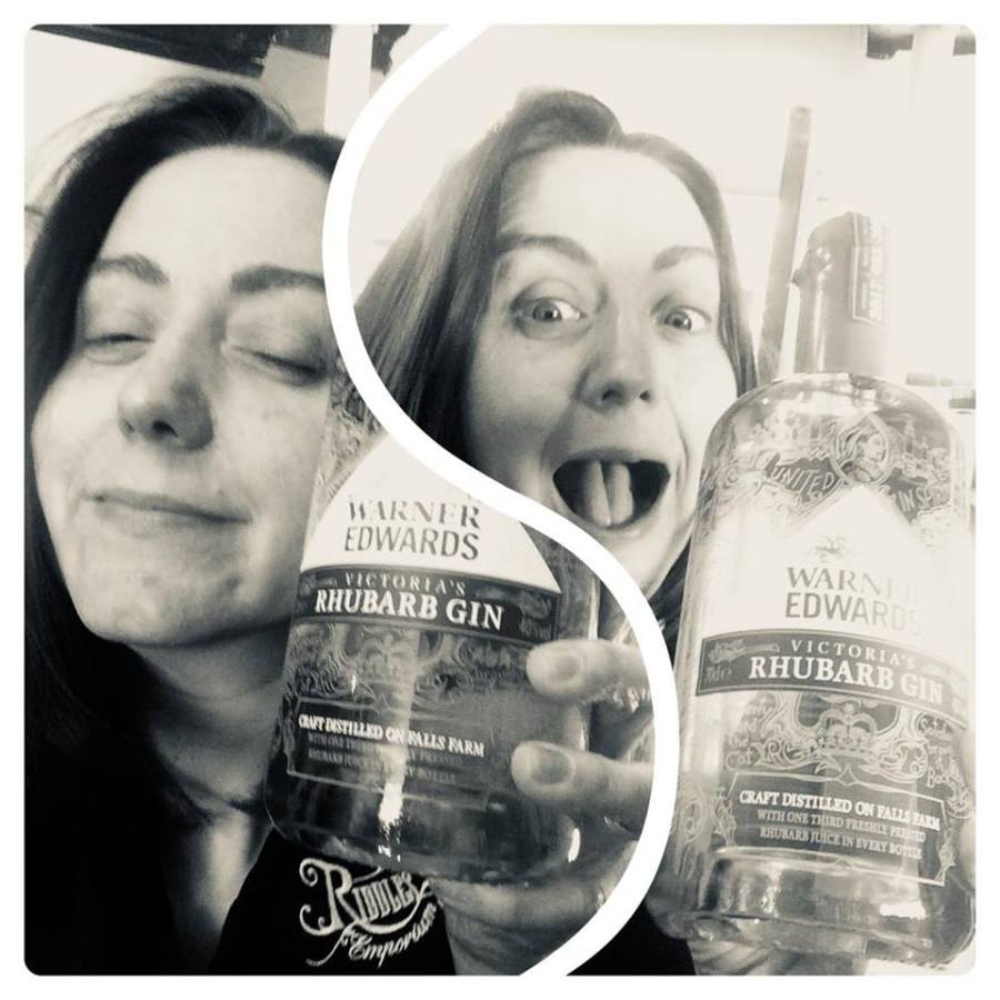 Gin Of The Month: Warner Edwards Rhubarb