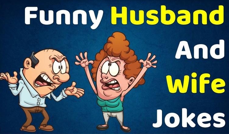 husband wife funny jokes - riddlesnow.bom