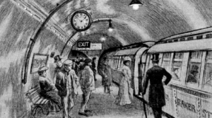 First Subway System were created in London in 1863. this is 41 years earlier than in New York (1904) inventor Riddles Now