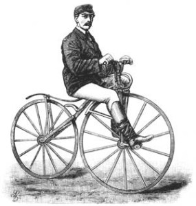 A bicycle was invented in Scotland in 1791 inventor Riddles Now