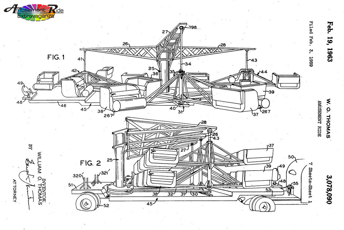 Thomas S Sizzler Patent With Improved Portability To The