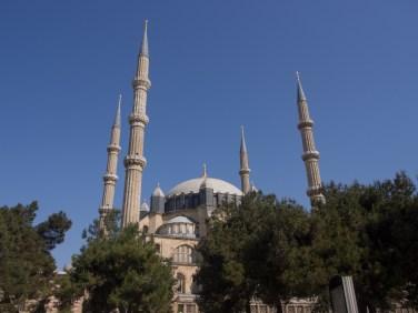 Джамията