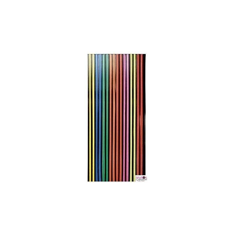 rideau porte laniere little plast 90x220