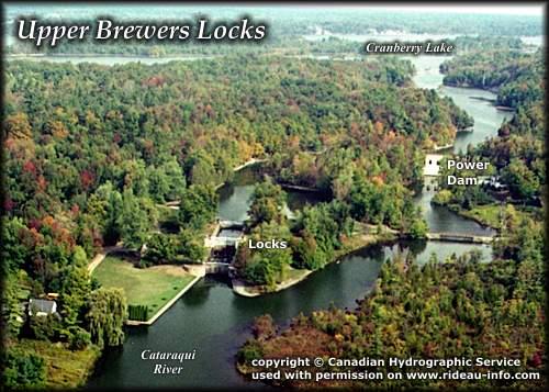 Upper Brewers Lockstation