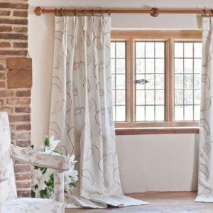 choix du tissu pour mes rideaux