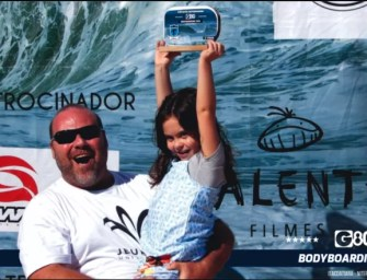 Circuito Niteroiense G80 Bodyboarding revela campeões
