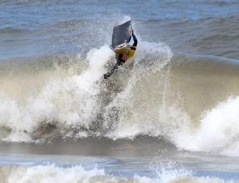 Bodyboarding: Marcos Boeno dá show e Isa Nunes desbanca favorita na Praia Brava de Matinhos