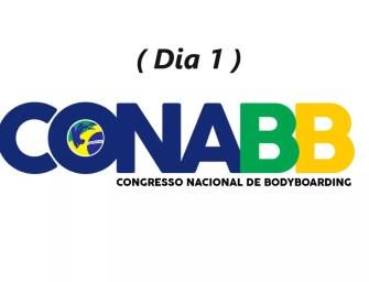 Dia 1 – Congresso Nacional de Bodyboarding CONABB 2020