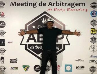 Meeting de Arbitragem de Bodyboarding