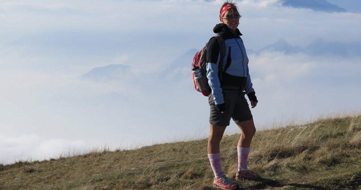 allenamento invernale trekking