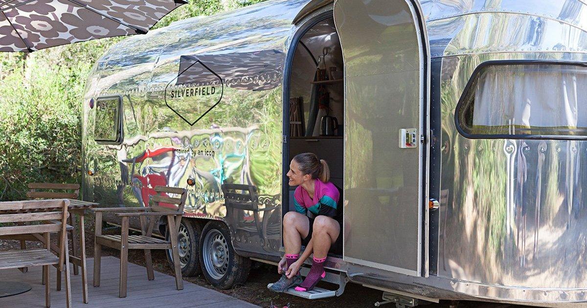 Puntala Camping resort roulotte Silverfield Foto di Cristina Galliena Bohman
