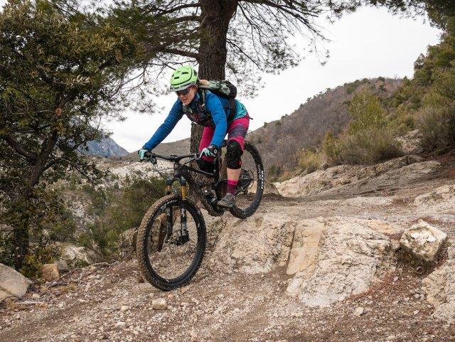 Canyon spectral WMN bici da donna 2018