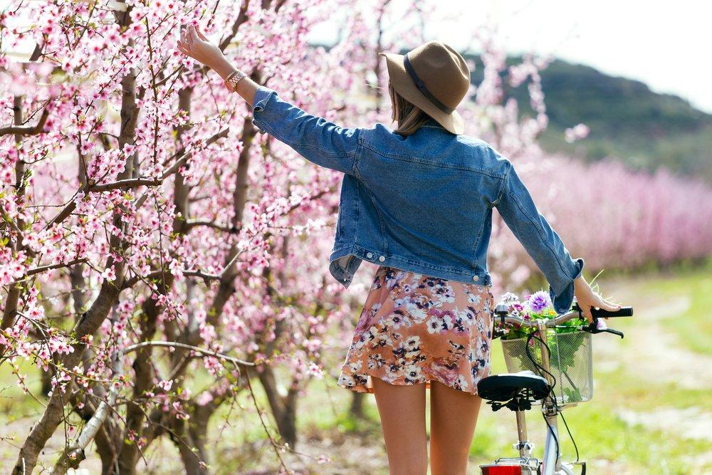 Allergia ai pollini? Alcuni consigli per alleviare i sintomi e non rinunciare alle uscite in bici in primavera!