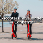 E Scooters Have Landed In Canberra Neuron Mobility
