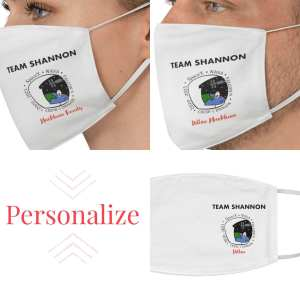 Fabric Team Shannon Face Mask