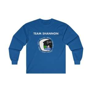 Custom Team Shannon – Ultra Cotton Long Sleeve Tee