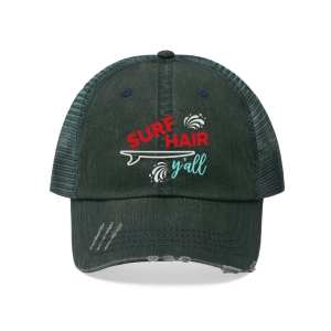 Surf Hair Trucker Hat