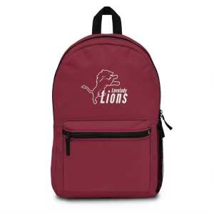 Lovelady Lions Backpack (Made in USA)