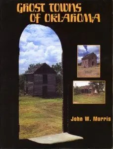 Ghost Towns of Oklahoma cover image