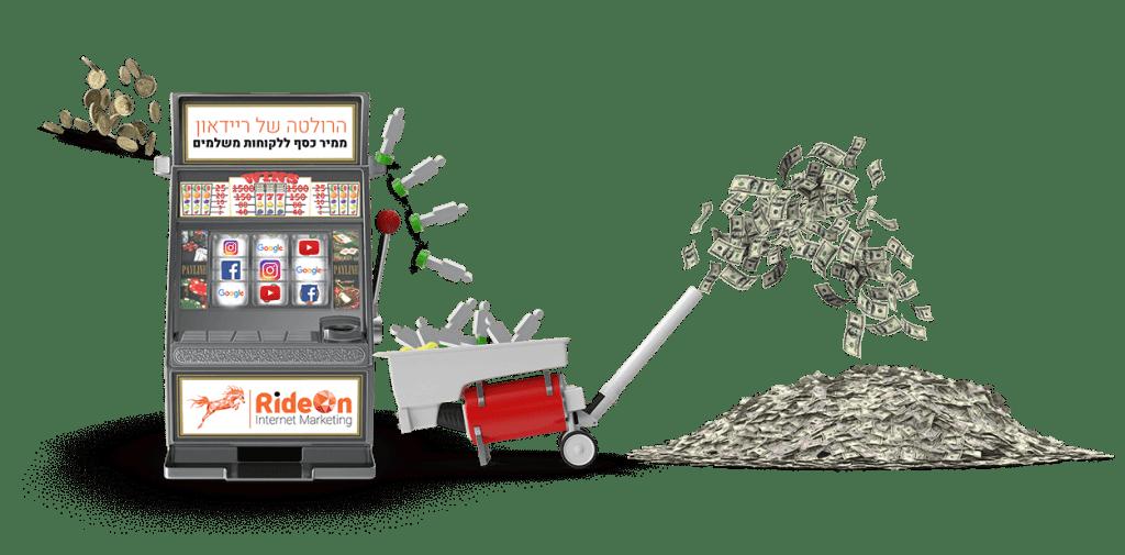יצירת לידים ללקוחות משלמים