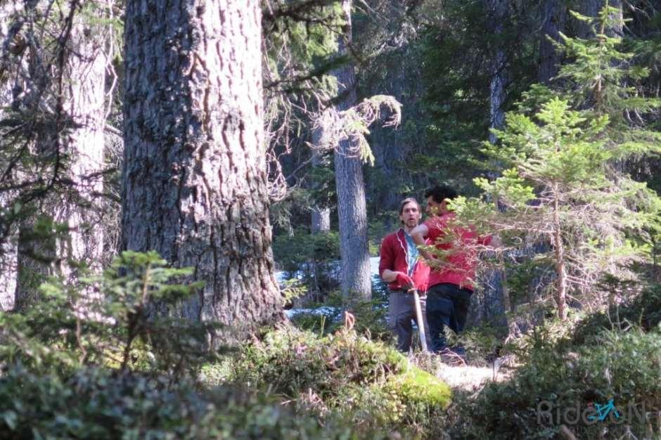 Carezza Trail Bau_14.04.2015 4