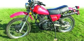 Year/Model: 1982 Suzuki SP500; Owner: Kennie Buchanan, Azusa, California.