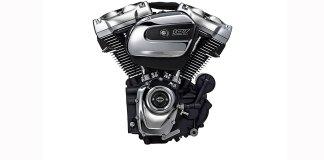 2017 Harley-Davidson Milwaukee-Eight 107 cubic-inch V-twin