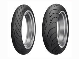 Dunlop Sportmax Roadsmart III tires