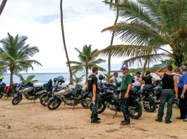 Moto Caribe motorcycle tour Dominican Republic
