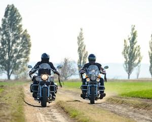 motorcycle riding company