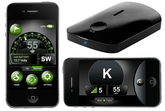 rides cars cobra iradar apple iphone detector radar