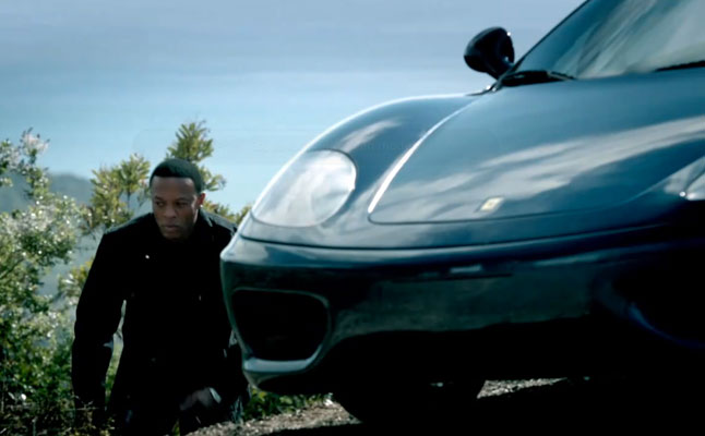 rides cars Dr-dre-ferrari-360-i-need-a-doctor