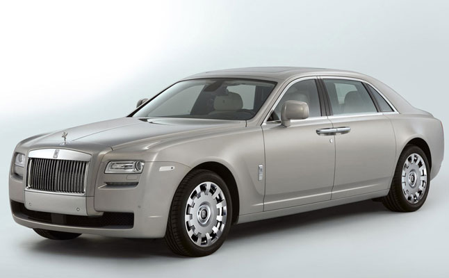 rides cars rolls-royce ghost extended wheelbase