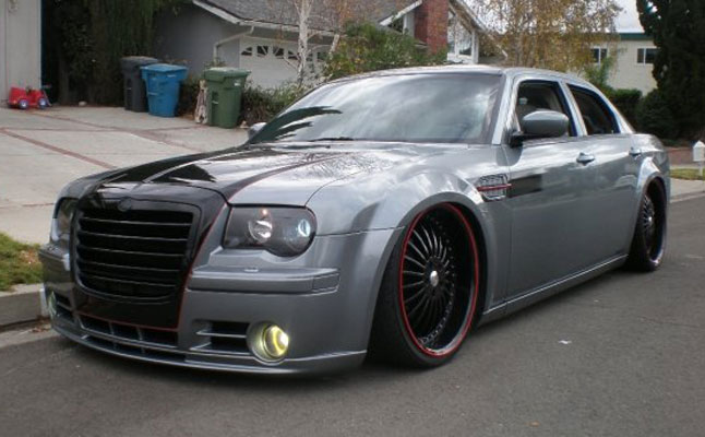 rides cars chrysler 300 low