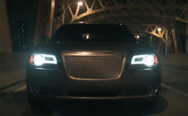 rides cars chrysler 300c imported nyc ad