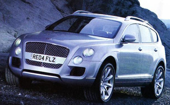 rides cars bentley sport utility suv 2
