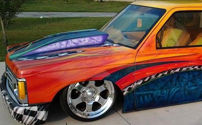 Chevrolet, Chevy, Blazer, 1991, Rides