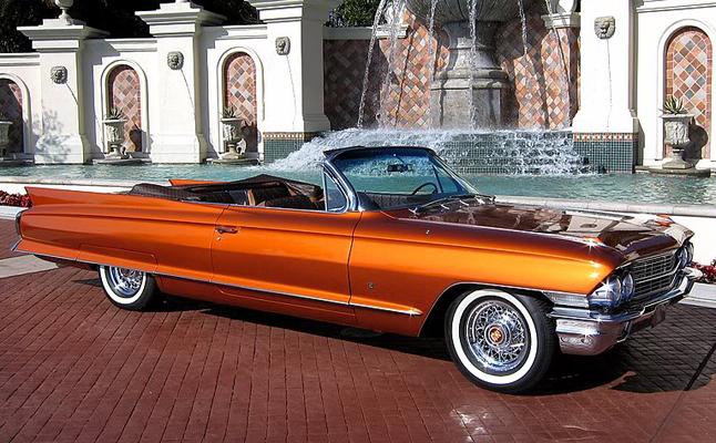 1962, Cadillac, Custom, Louis Vuitton, Rides