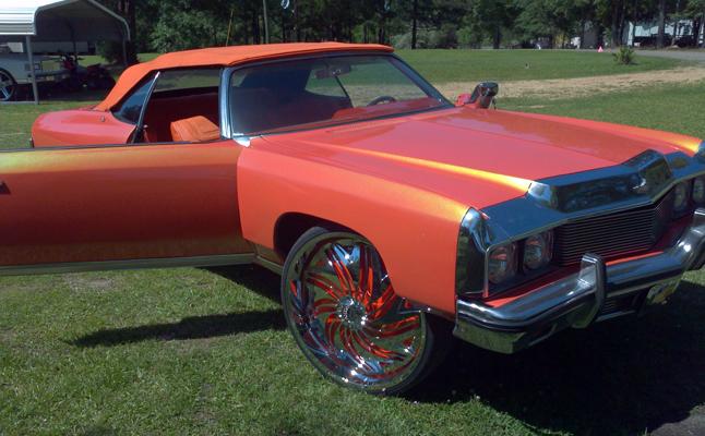 Chevrolet, Chevy, Impala, Custom, Rides
