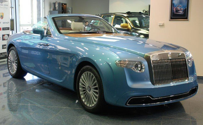 rides cars rolls-royce phantom drophead coupe hyperion convertible vert