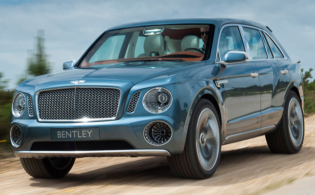 rides cars suv bentley exp 9 f concept