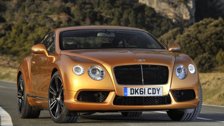 Bentley, Continental, GT