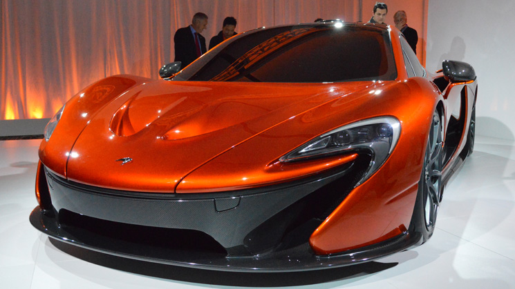 mclaren p1 rides concept nyc new york city cars supercars f1 mp4-12c