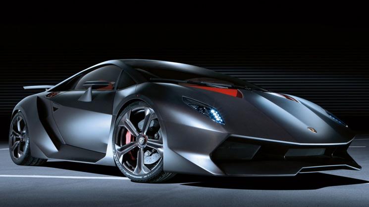 lamborghini sesto elemento 50th anniversary car special supercar