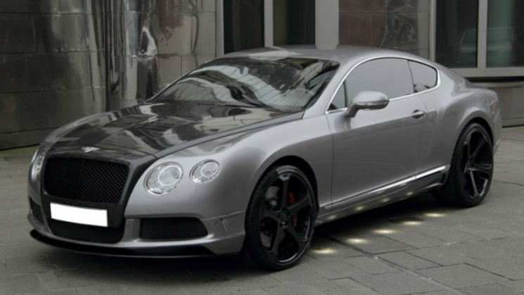 #bentley continental gt rides