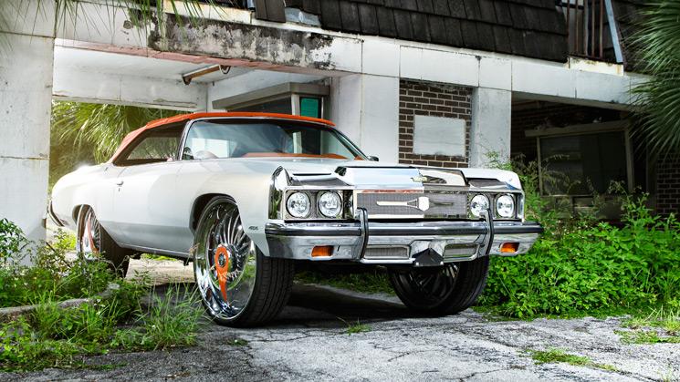 RIDES, 813, Chevrolet, Chevy, Caprice, 1973