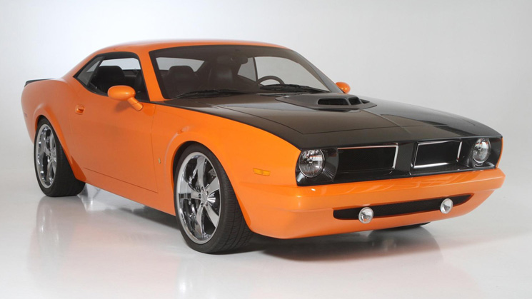 rides 2007 concept 'cuda cuda exotic classics million one 1.5 dollars
