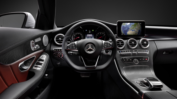 #Mercedes-Benz C-Klasse Limousine (W205) 2013