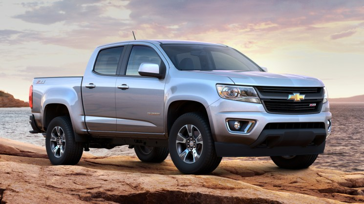 rides chevrolet chevy colorado featured l.a.