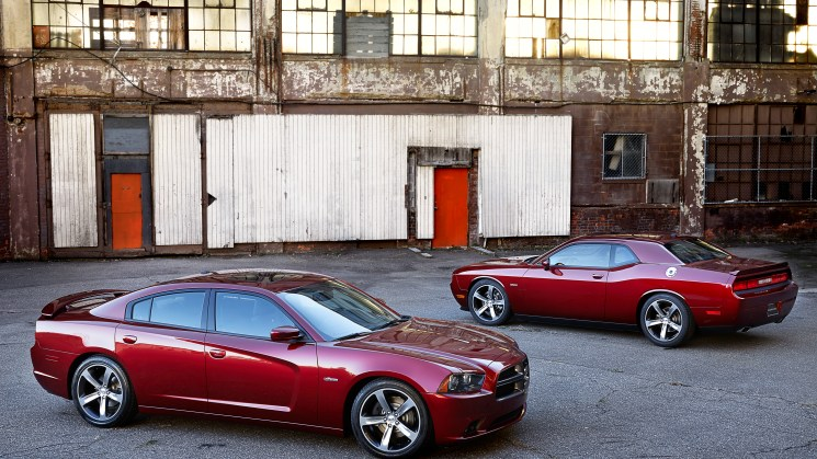 2014 Dodge Charger 100th Anniversary Edition with 2014 Dodge Cha